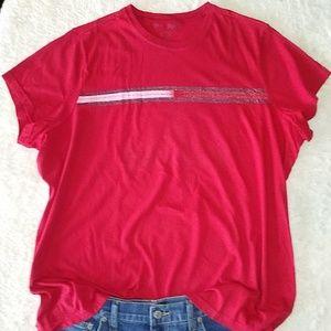 Tommy Hilfiger Logo T-Shirt Size 2X